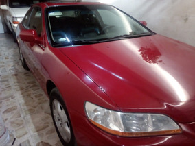 Honda Accord 3.0 Ex-r Sedan V6 Piel Abs Qc Cd Mt 2001