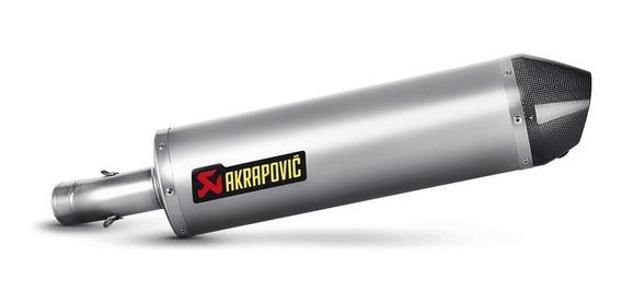 Escape Akrapovic S-b8so2-hblt Moto Bmw F 650/700/800 Gs Adv