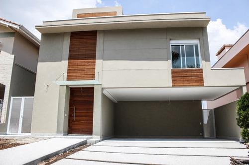Imagem 1 de 21 de Rrcod3499 - Casa 390mts Condominio Residencial 5 - 4 Suítes - 6 Vagas (nunca Habitada) - Oportunidade - Ótima Localização - Rr3499 - 69404036