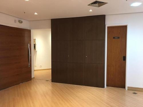 Sala Em Bela Vista, São Paulo/sp De 130m² Para Locação R$ 6.000,00/mes - Sa615140