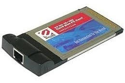 32 Bits 10/100 Cardbus (pcmcia) Ethernet Encore