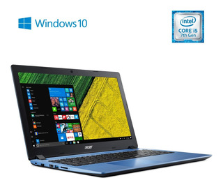 Notebook Acer 15,6 I5 7200u 4gb 1tb A315-51-53xn