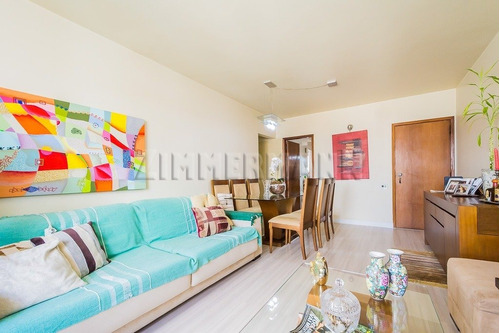 Imagem 1 de 15 de Apartamento - Pinheiros - Ref: 117705 - V-117705