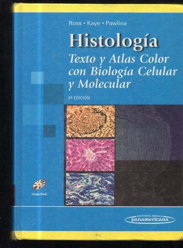 Imagen 1 de 2 de Histología Ross Kaye Pawlina