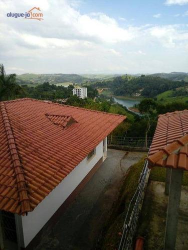 Imagem 1 de 27 de Chácara Residencial À Venda, Rosa Helena, Igaratá. - Ch0039
