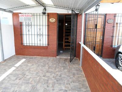 Alquilo Duplex Santa Teresita 1 C/mar 1c/ctro Parr Gje Tv 6p