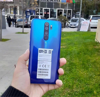 Celular Xiaomi Redmi Note 8 Pro 6/64gb