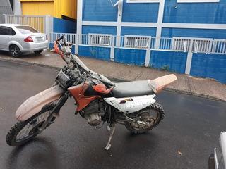 Honda Sahara 350 Cc Trilha & Xr200 Trilha