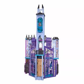 Monster High Escuela De Lujo 100% Original Mattel, Castillo.