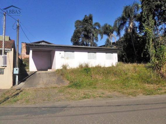 Casa E Barracão (depósito) Em União Da Vitória - Paraná