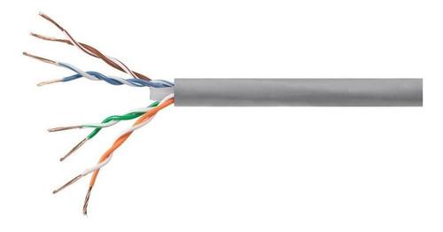 Cable Utp Por Metro Cat5e O Cat6  Exterior Cobre 100% Neotec