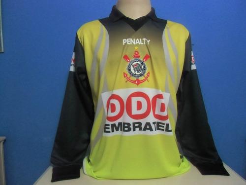 338deab44c Camisa Corinthians Retro Times Brasileiros Masculina - Camisas de ...