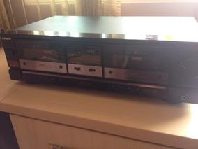 Aiwa Stereo Cassette Deck Duplo