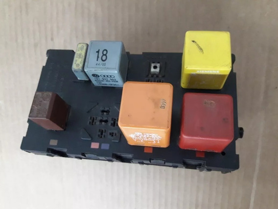 Caixa De Fuzivel Rele Vw Gol G3 1.0 16v Turbo 5x0941822c