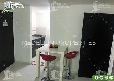 Arrendamientos De Apartamentos En Medellín Cód: 4662