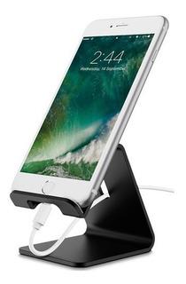 Soporte Base Celular Tablet Escritorio Aluminio