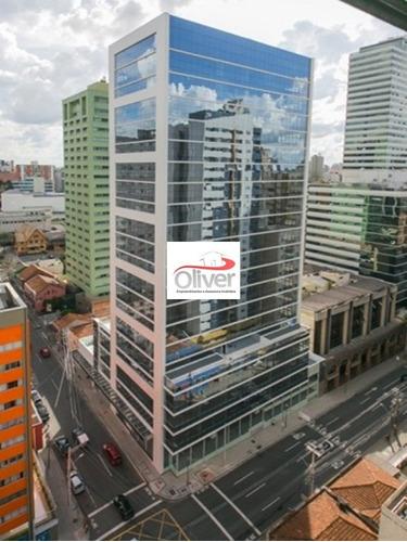Imagem 1 de 3 de Workspace Brigadeiro  Invespark Loja Comercial Batel Curitiba - Cm00003 - 32310387