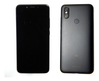 Smartphone Xiaomi Mi A2 64gb 4gb Ram Negro