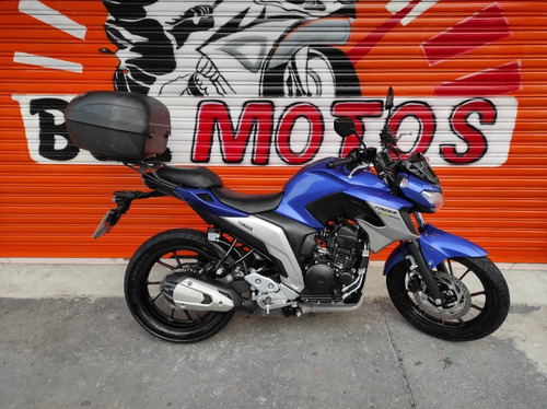 Imagem 1 de 7 de Yamaha Fazer 250 Abs 2021 Bel Motos