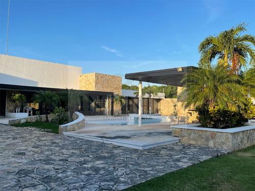 Imagen 1 de 30 de Casa - Fraccionamiento Real De Dzityá