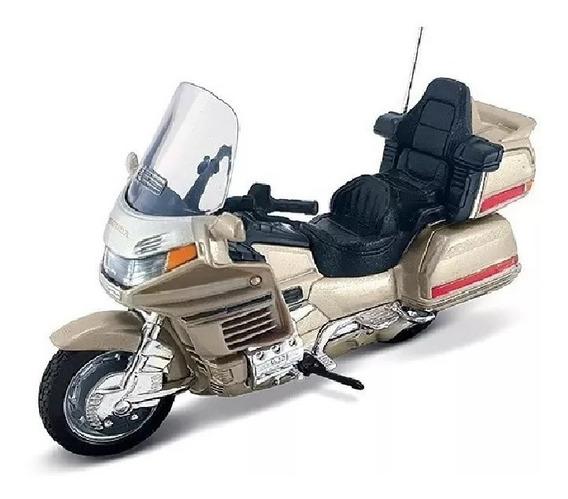 Colecc. Motos De Leyenda Honda Gold Wing. Esc. 1/18