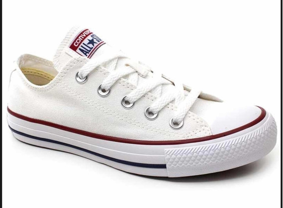 Tênis All Star Converse Original Branco