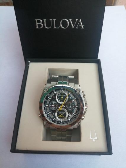 Reloj Bulova Precisionist Cronografo