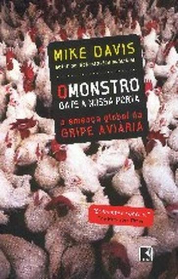 Livro O Monstro Bate À Nossa Porta Mike Davis
