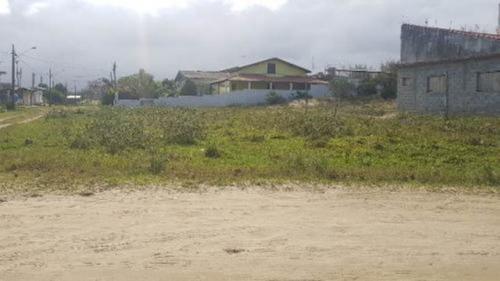 Imagem 1 de 3 de Terreno Na Praia Em Itanhaém/sp - Ter043 Lc
