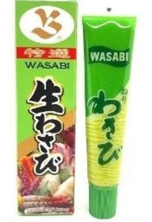 Wasabi Pasta Sun Growing 43 Gr Importado Para Sushi