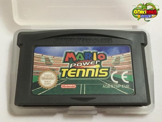 Mario Tennis Game Boy Advance Gba Nintendo Ds Nds