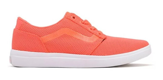 Vans Zapatilla Lifestyle Mujer Chapman Lite Coral Fkr