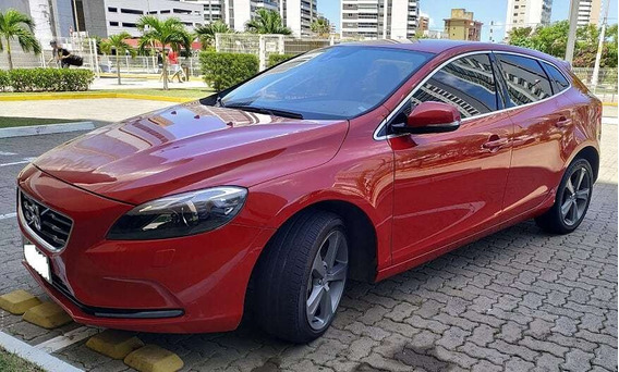 Volvo V40 T4 Dynamic 2.0 Turbo 2014