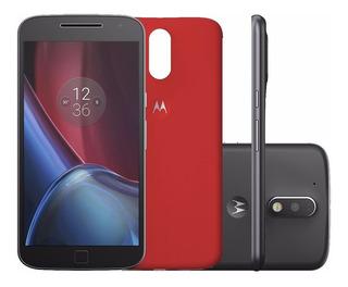 Smartphone Motorola Moto G 4ª Geração Plus 32gb - Preto Dual