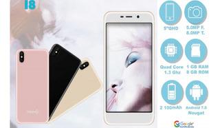 Celular Tech4u I8 8gb+1gb Ram 8mpx +5mpx Envio Gratis!