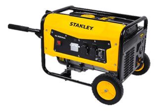 Grupo Electrógeno Stanley 7 Hp Arranque Electrico 2,9 Kva 4t