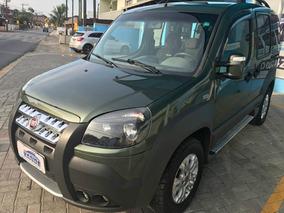 Fiat Doblo Xingu Locker Adventure 1.8