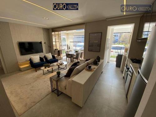 Apartamento Com 2 Dormitórios À Venda, 82 M² Por R$ 618.991,00 - Brás - São Paulo/sp - Ap2903