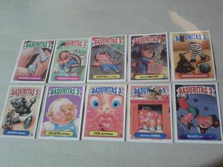 Garbage Pail Kids-basuritas 3- 1990