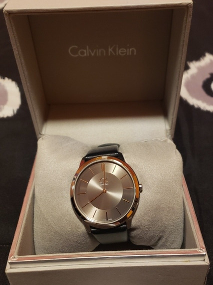 Reloj Calvin Klein Swiss Made