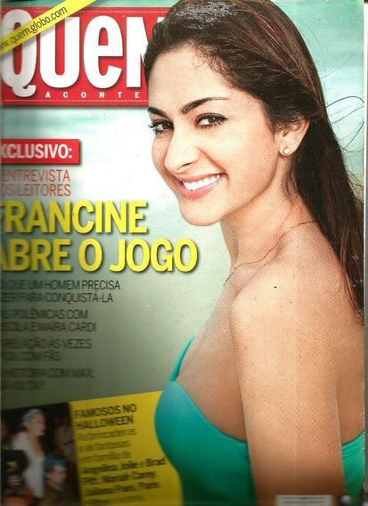 Revista Quem 478/2009 - Eliana/juliana Paes/angeline/brooke