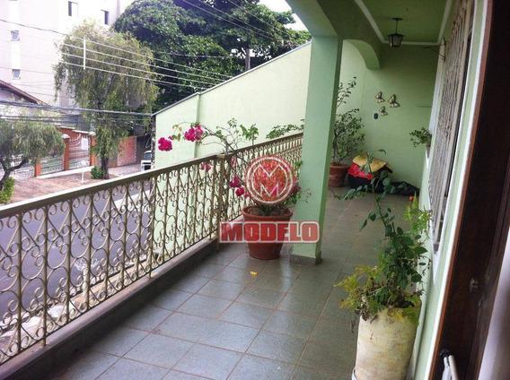 Casa Com 2 Dormitórios À Venda, 320 M² Por R$ 700.000,00 - Prezotto - Piracicaba/sp - Ca1822