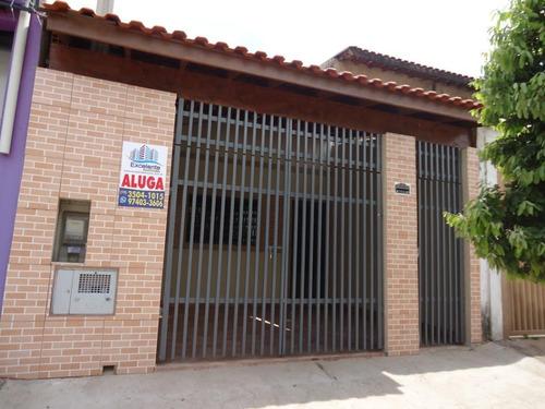 Casas - Venda - Jardim Novo Ângulo - Cod. Ca0283 - Vca0283