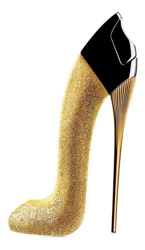 Imagen 1 de 2 de Perfume Good Girl Glorious Gold Edp 80 Ml Mujer