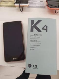 Lg K4 Impecavél!