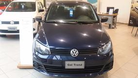 Volkswagen Gol Trend Serie 3 Ptas Año Seguro 25 My17 #a6