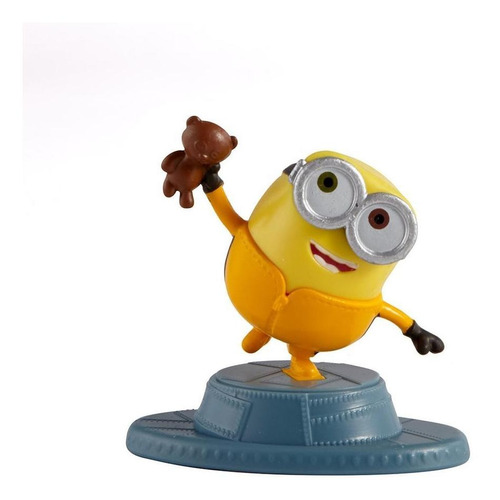 Minions Mini Figura Bob 5 Cm - Mattel
