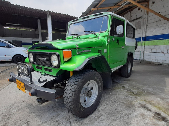Toyota Land Cruiser Fj Largo Cabinado