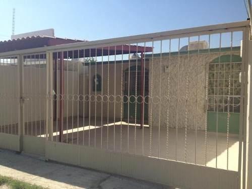 Casa Sola En Renta Fracc. Roma