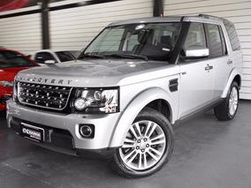 Land Rover Discovery 4 Se 2015 Apenas 27 Mil Km